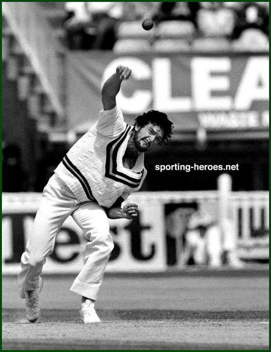 Tahir Naqqash Test Record Pakistan