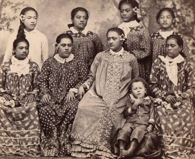 Tahiti in the past, History of Tahiti