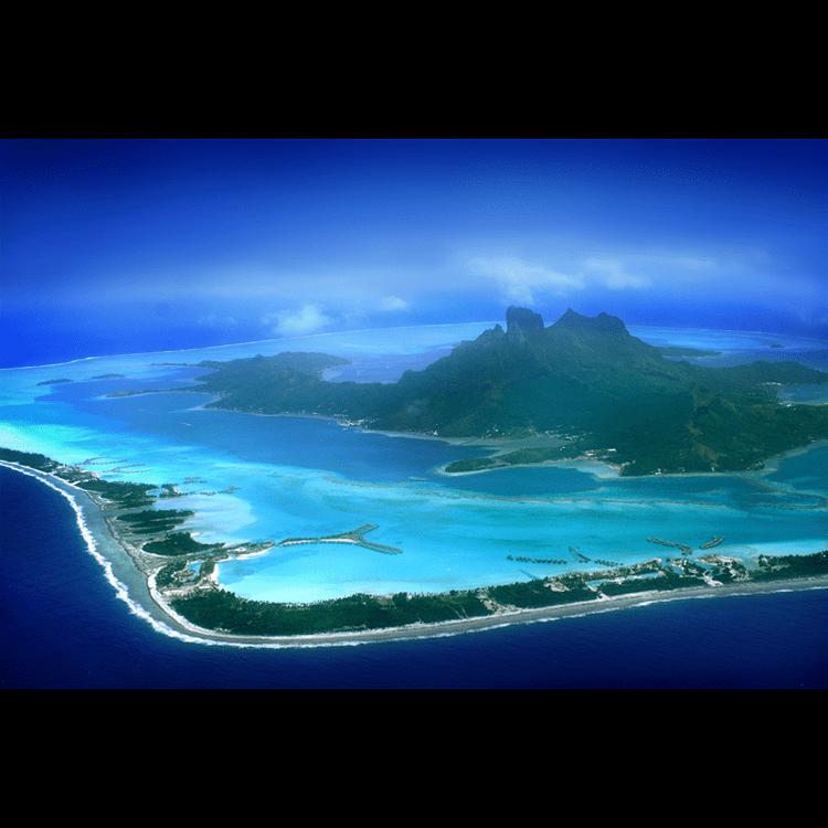 Tahiti Beautiful Landscapes of Tahiti