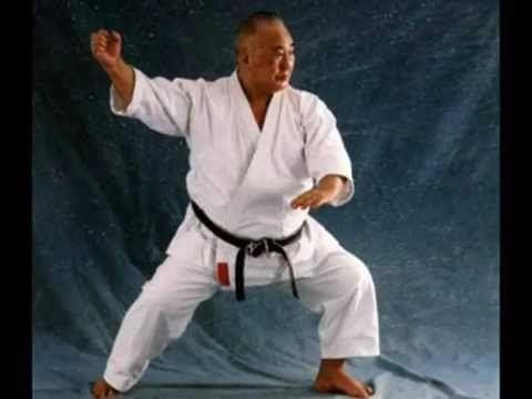 Taiji Kase Sensei Taiji Kase A Shotokan Master YouTube