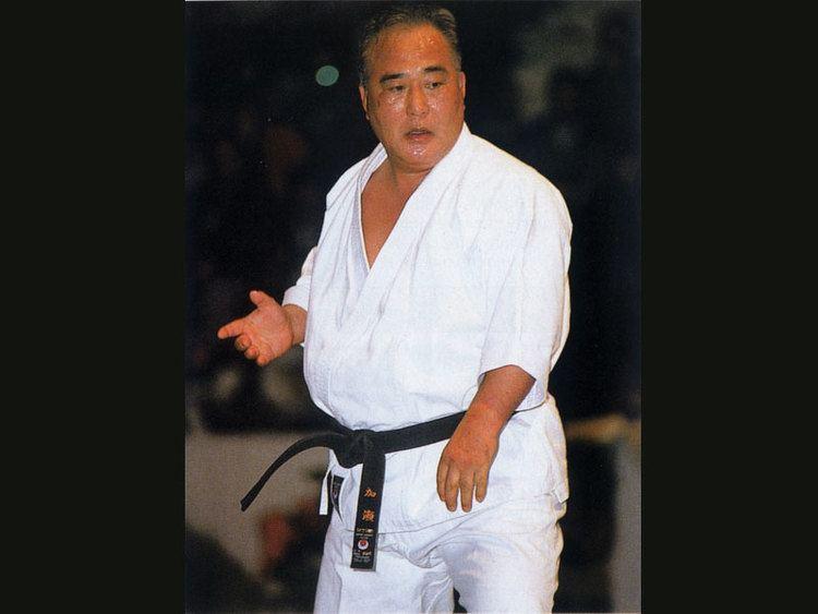Taiji Kase Sensei Taiji Kase Oxford Kase Ha Shotokan Ryu KarateDo
