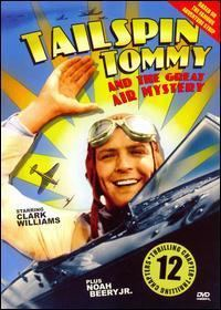 Tailspin Tommy in the Great Air Mystery movie poster
