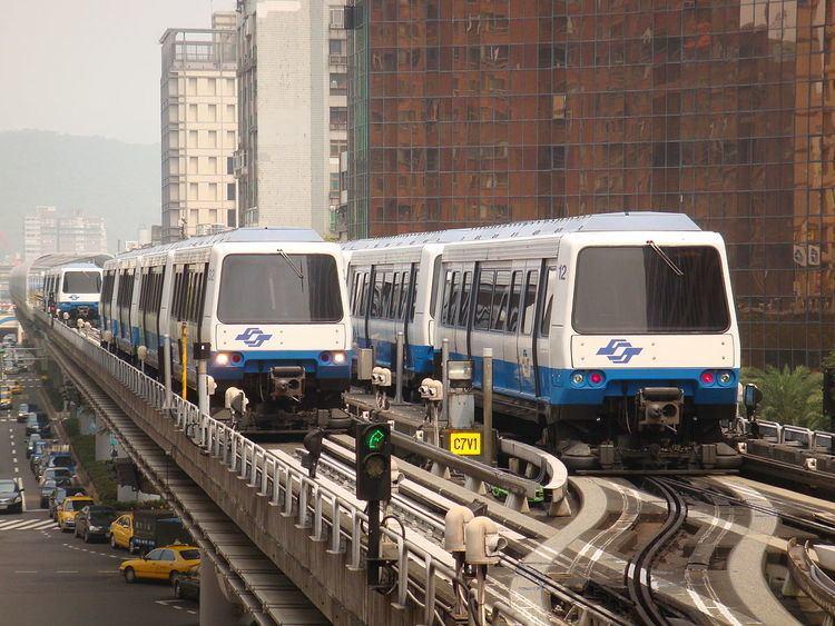 Taipei Metro VAL256