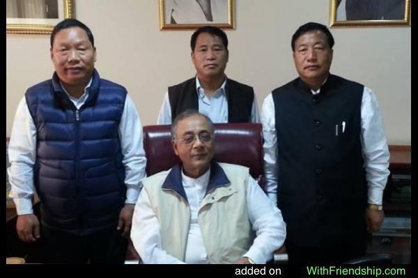 Takam Sanjoy Takam Sanjoy INC Arunachal West Arunachal Pradesh Pictures
