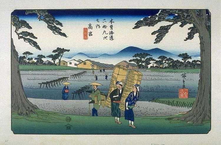 Takamiya-juku