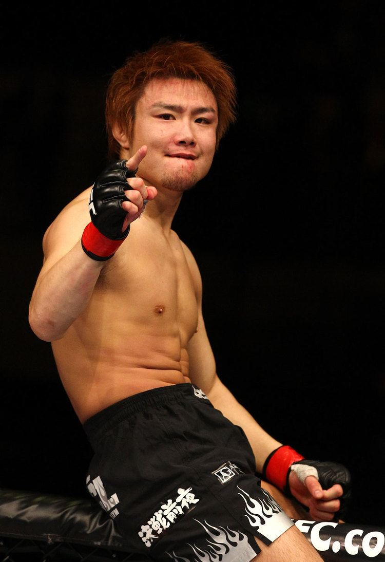 Takanori Gomi Best of a Nation Japan UFC News