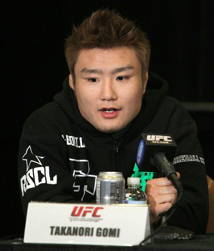 Takanori Gomi Takanori Gomi Official UFC Fighter Profile UFC