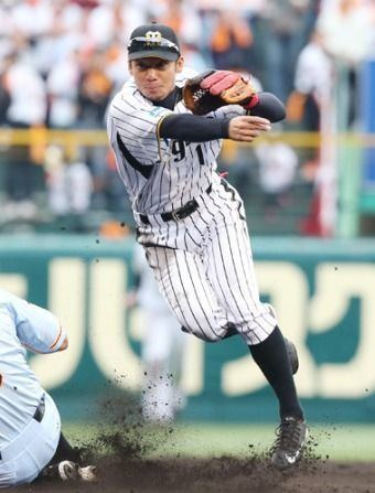 Takashi Toritani Translation Toritani to the Royals Hanshin Tigers
