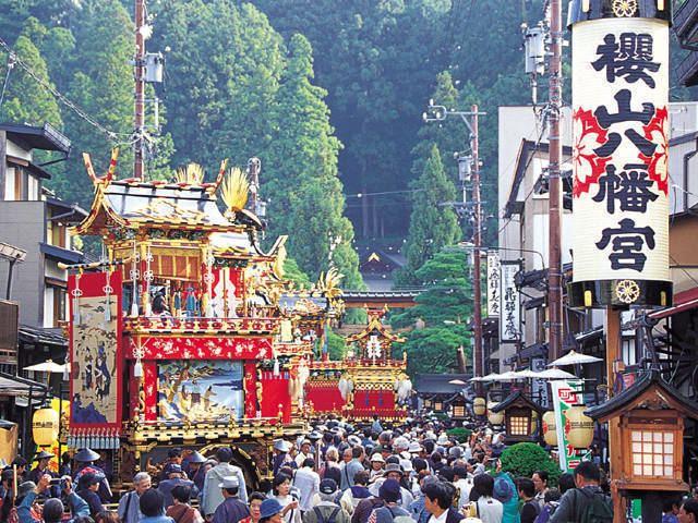 Takayama, Gifu Culture of Takayama, Gifu
