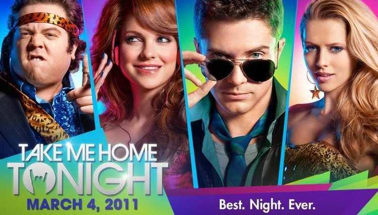Take Me Home Tonight (film) movie scenes Cast of Take Me Home Tonight Reenact 80s Movies 05 February 2011
