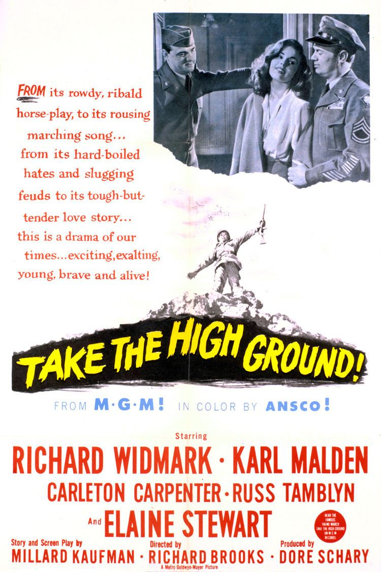 Take the High Ground! wwwgstaticcomtvthumbmovieposters2560p2560p