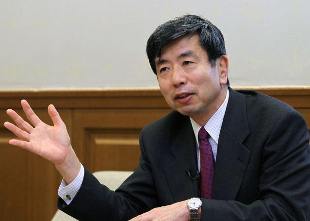 Takehiko Nakao Japan39s Takehiko Nakao Is Sole Nominee for ADB Presidency