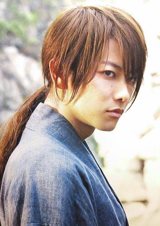 Takeru Satoh Rurouni Kenshin The Great Kyoto Fire Arc Takeru Sato
