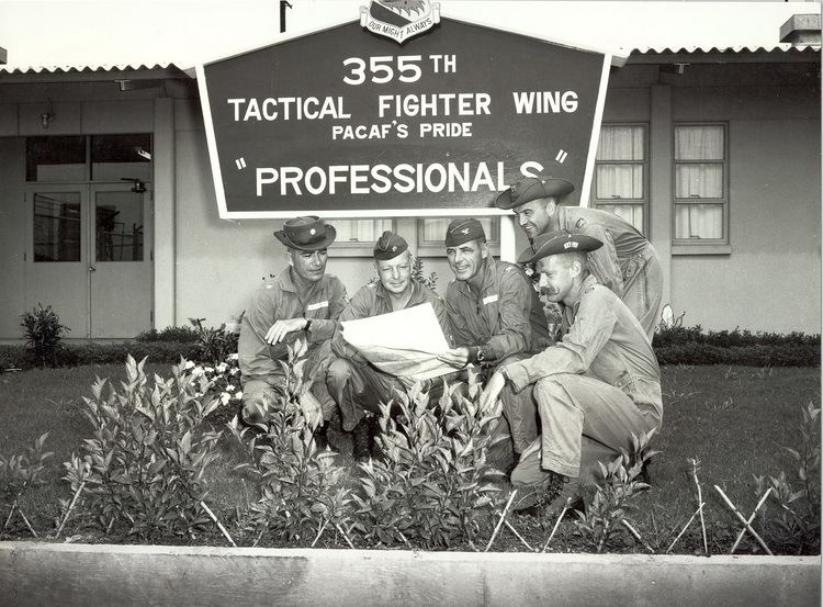 Takhli Royal Thai Air Force Base 355th Tactical Fighter Wing Archives This Day in Aviation
