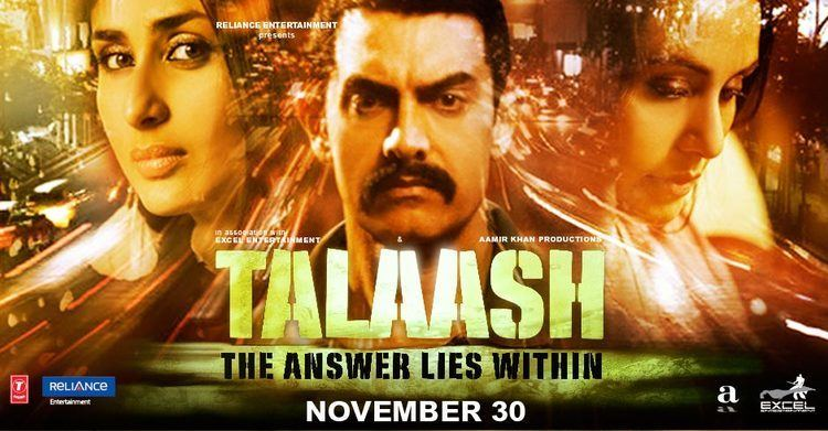 TALAASH Review Movie Review Ratings The entertainment like
