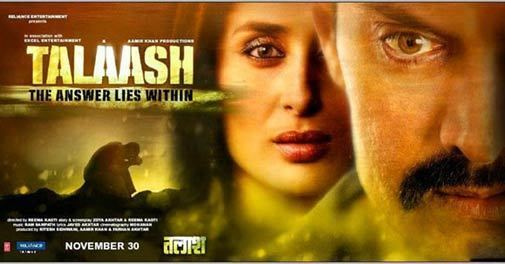 Talaash The Answer Lies Within The Asian Cinema Blog