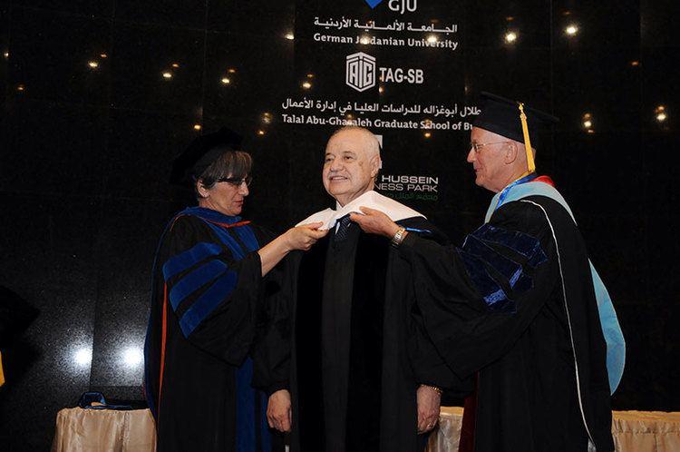 Talal Abu-Ghazaleh TalalAbuGhazalehHD Bethlehem University