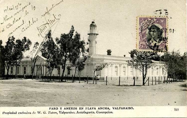 Talcahuano in the past, History of Talcahuano