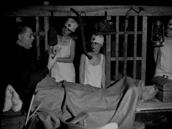 Tales from the Gimli Hospital GUY MADDINS TALES FROM THE GIMLI HOSPITAL 1988 Alfred Eakers