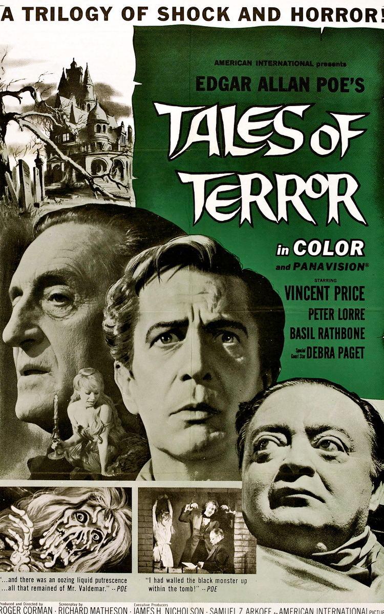 Tales of Terror Tales of Terror 1962 Hollywood Movie Watch Online Filmlinks4uis