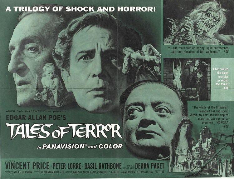 Tales of Terror Tales of Terror The Arrow Video Story YouTube