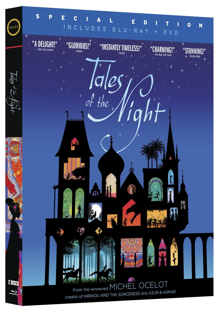 Tales of the Night (2011 film) Tales of the Night Flatiron Film Company Cinedigm Entertainment