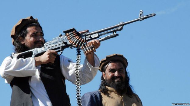 Taliban Who are the Taliban BBC News