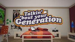 Talkin' 'Bout Your Generation httpsuploadwikimediaorgwikipediaenthumb7