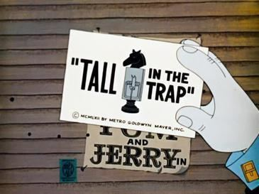 Tall in the Trap movie poster