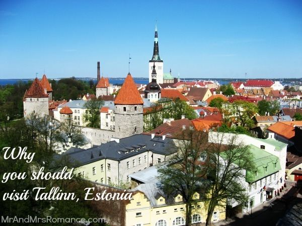 Tallinn in the past, History of Tallinn