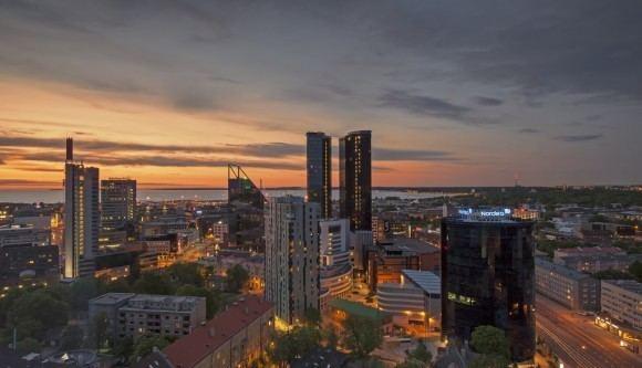 Tallinn Beautiful Landscapes of Tallinn
