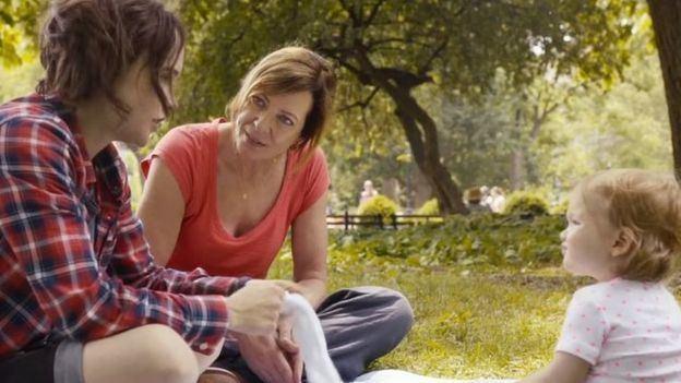 Tallulah (film) Tallulah film explores toddler kidnap BBC News