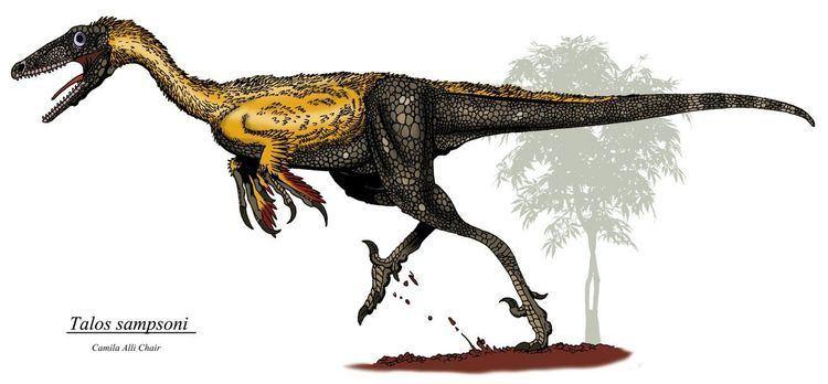 Talos (dinosaur) Talos Max39s BlogOSaurus