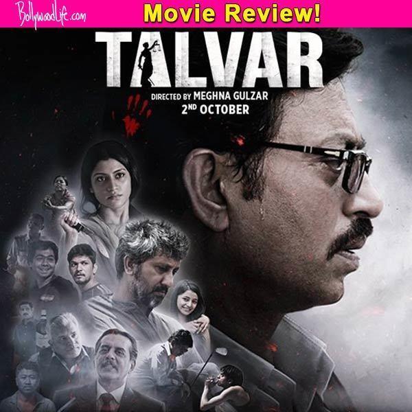 Talvar movie review This Irrfan Khan and Konkana Sen Sharma
