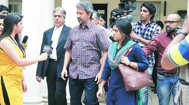 Talvar is not a voyeuristic film Meghna Gulzar The Indian Express