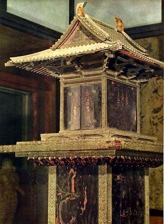 Tamamushi Shrine Alchetron The Free Social Encyclopedia