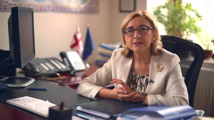 Tamar Beruchashvili Tamar Beruchashvili Foreign Minister of Georgia YouTube