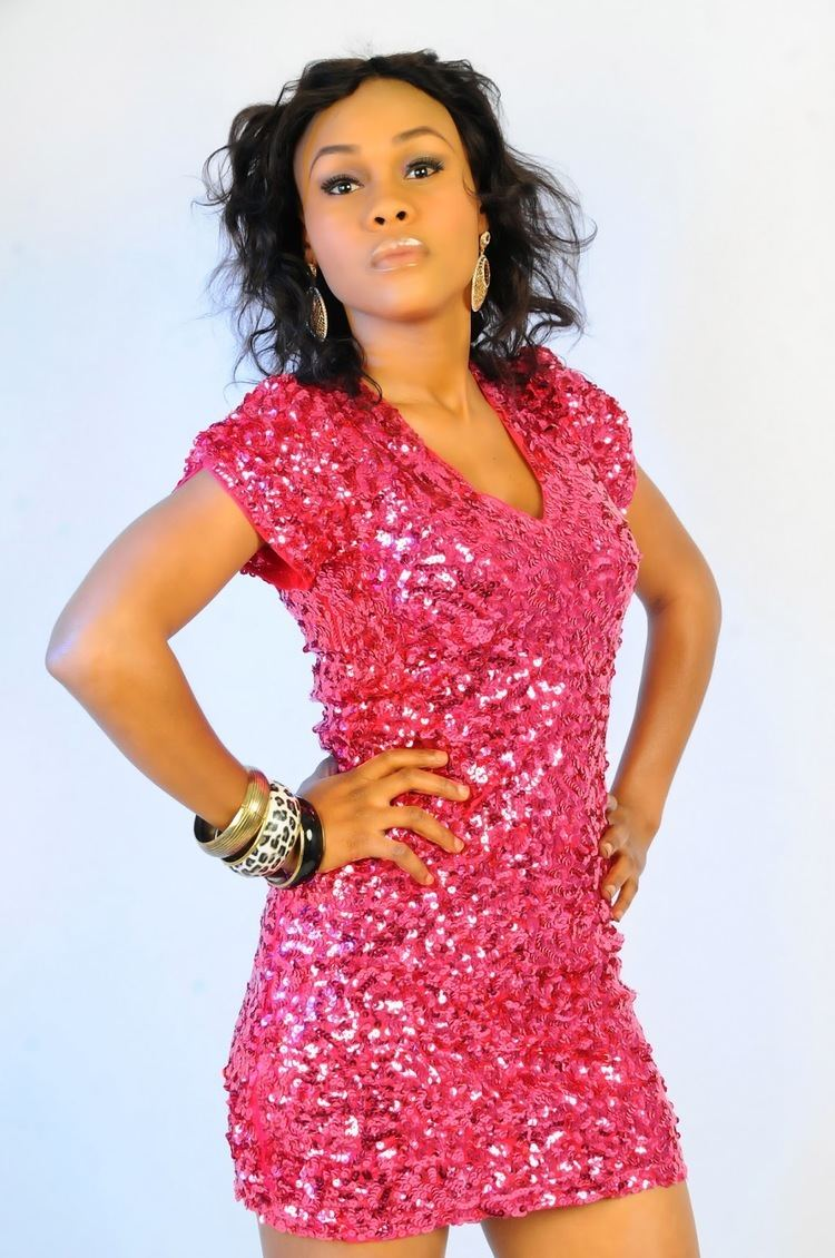 Tamara Eteimo WELCOME TO FBI ENTERTAINMENT HUB NOLLYWOOD STARLET