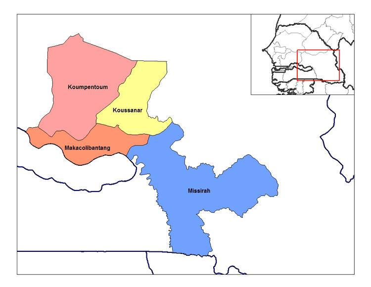 Tambacounda in the past, History of Tambacounda
