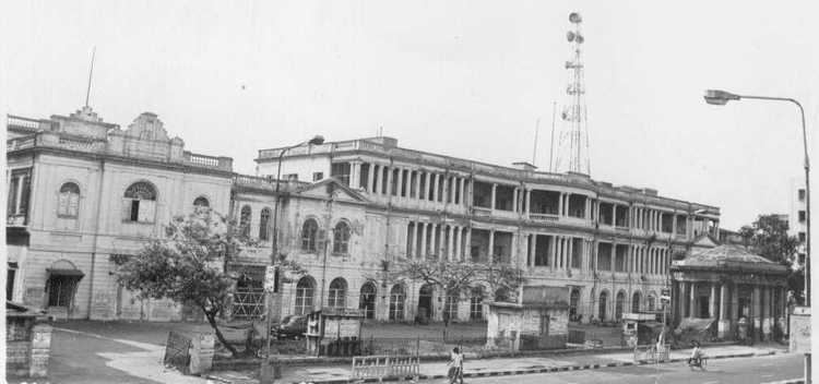 Tambaram in the past, History of Tambaram