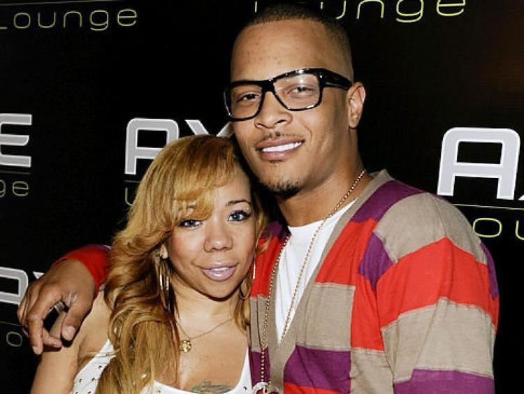 Tameka Cottle Rapper TI wife busted for possession of pills suspected
