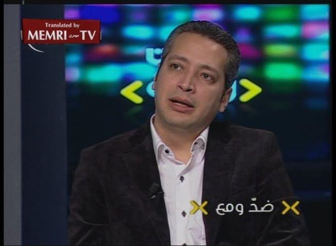 Tamer Amin Egyptian TV Host Tamer Amin I Support Iran and Egypt Obtaining
