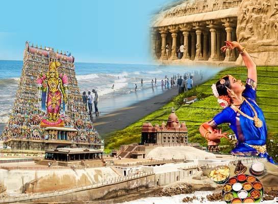 Tamil Nadu Tourist places in Tamil Nadu