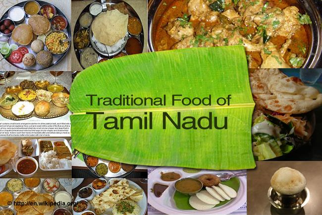 Tamil Nadu Cuisine of Tamil Nadu, Popular Food of Tamil Nadu