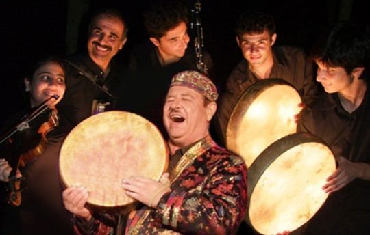 Tamir Muskat The Alaev Family amp Tamir Muskat World Music Network News