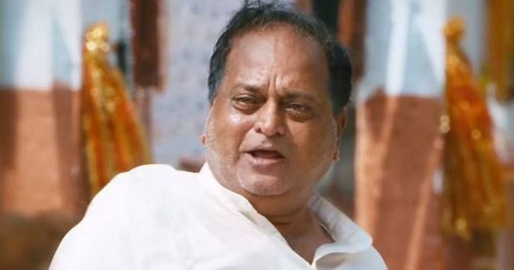 Tammareddy Chalapathi Rao Telugu actor Chalapathi Rao booked for saying women are useful to