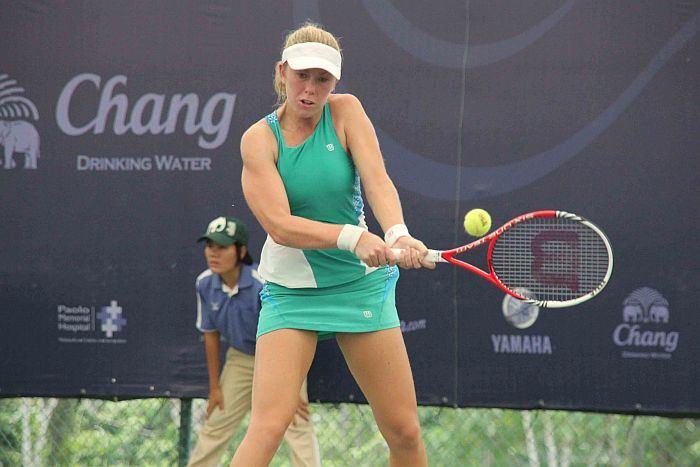 Tammi Patterson ITF Tennis Pro Circuit Player Profile PATTERSON