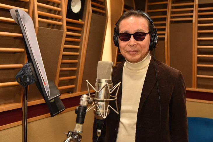 Tamori Tamori to Perform LiveAction Tensai Bakabon Shows Theme Song