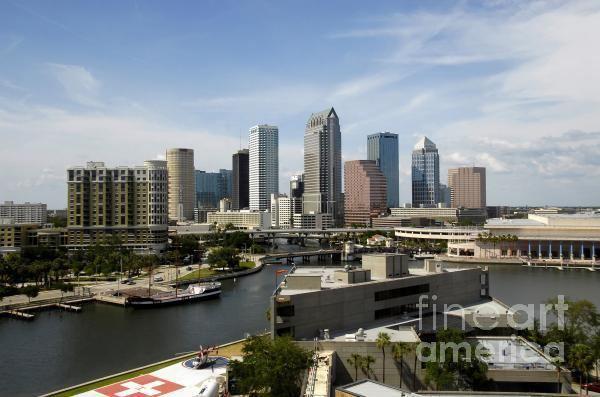 Tampa, Florida Beautiful Landscapes of Tampa, Florida