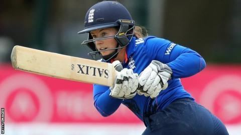 Tammy Beaumont Tammy Beaumont England opener thought about leaving cricket BBC Sport